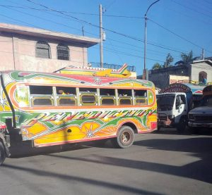 haitian bus