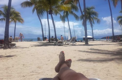 codzienność na Karaibach