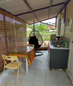 Dom na Karaibach