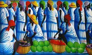 sztka haitańska