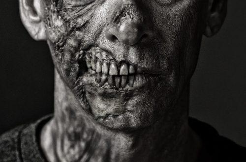 zombie vodou