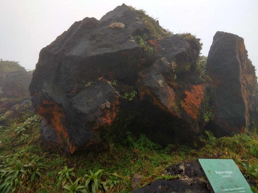 skała wulkanu