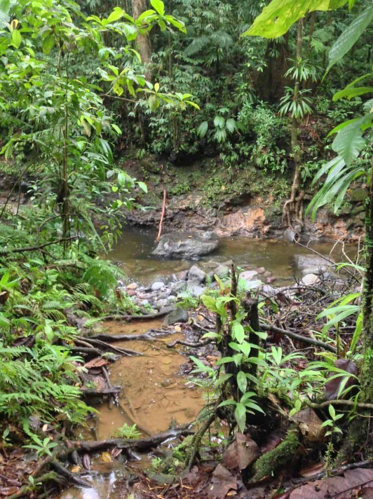 wodospad bassin paradise