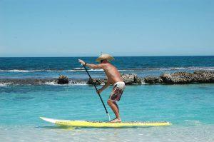 paddle karaiby