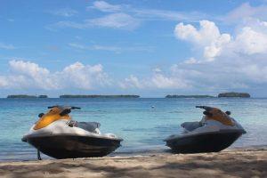 skuter wodny Karaiby