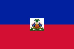 Haiti_flaga